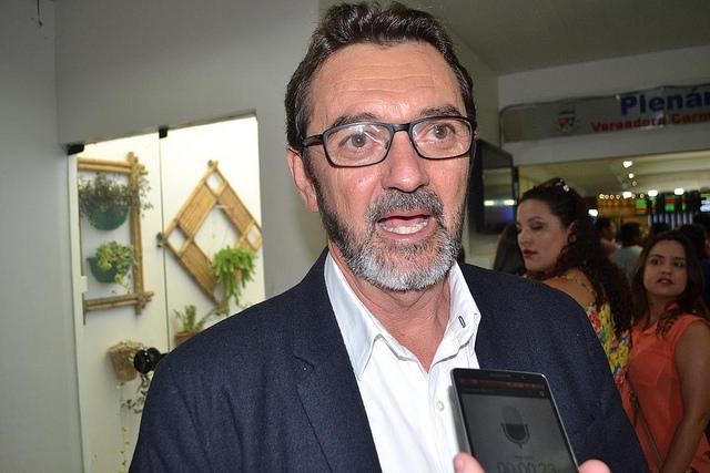 José Maria Caires (Foto: Blog do Marcelo)