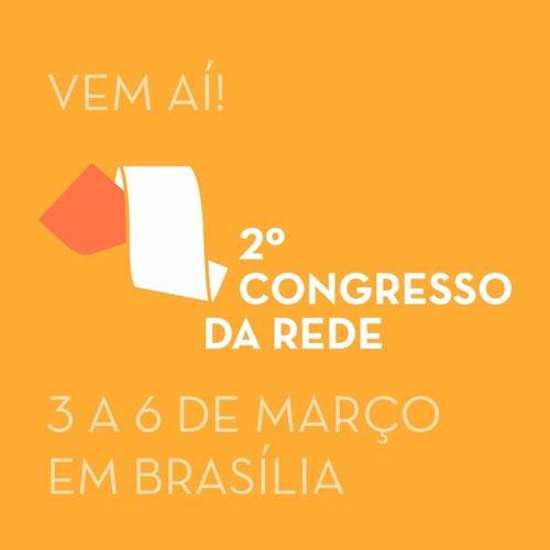 segundo congresso da rede