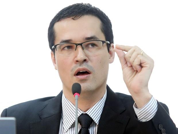Deltan Dallagnol, procurador da República (Foto: André Dusek/Estadão Conteúdo/Arquivo)